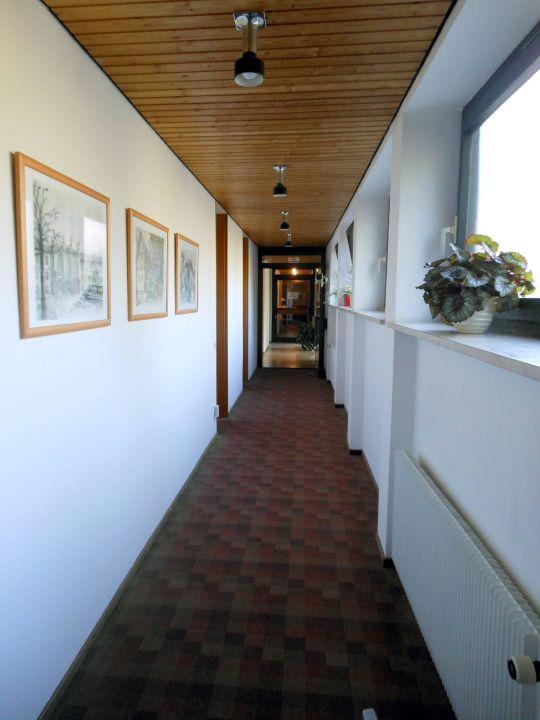 Flur Hotel Bad Stebener Hof Bad Steben Holidaycheck Bayern