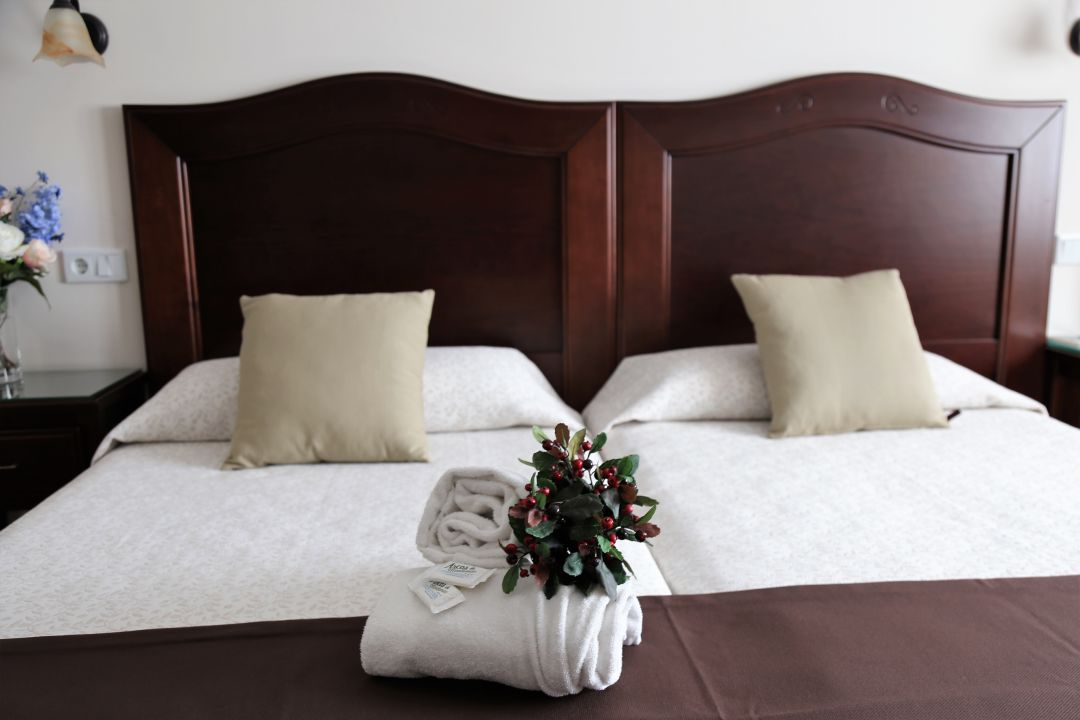 Zimmer Hotel Arcos de Montemar