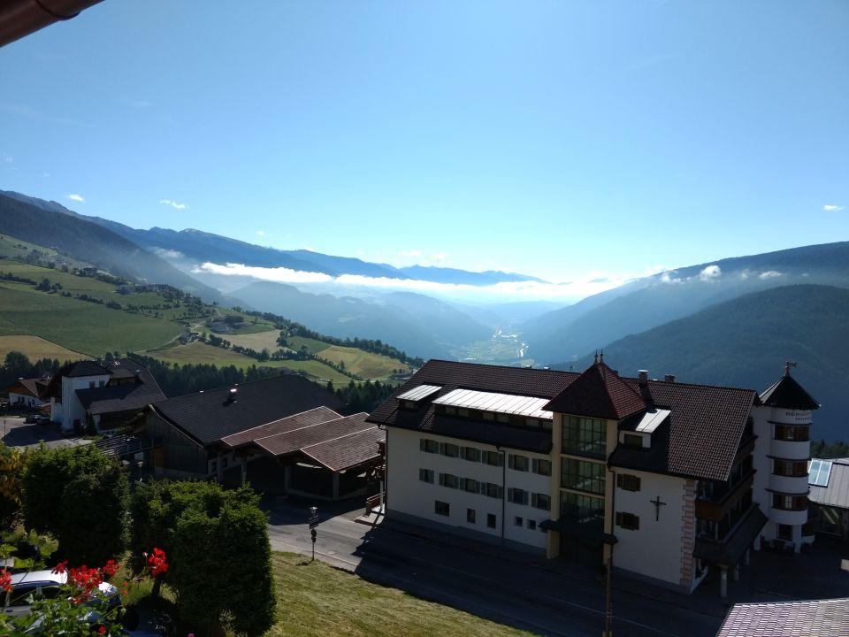 Ausblick Hotel Oberlechner
