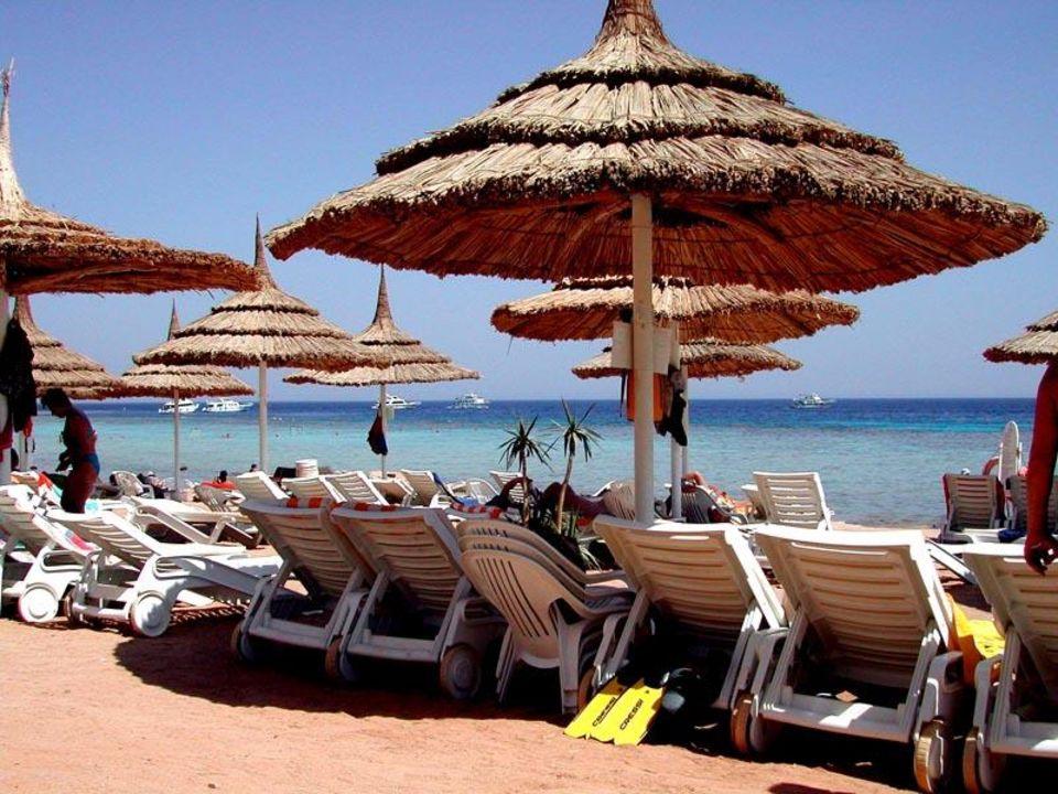 Der wunderschöne Strand Reef Village @ Reef Oasis Beach Resort Hotel  (existiert nicht mehr)
