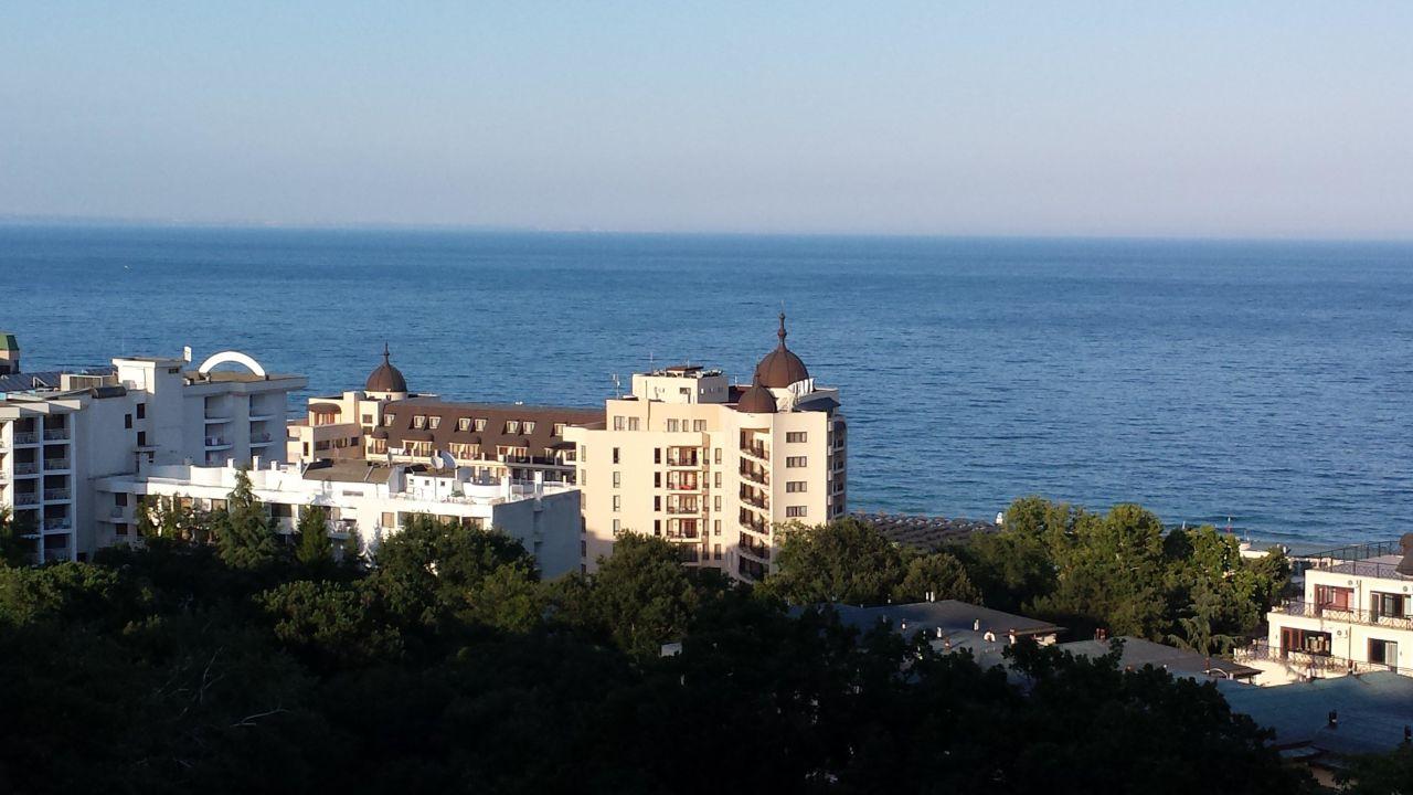 Vom Zimmer auf Meer & Hotels PrimaSol Sunlight Sunrise