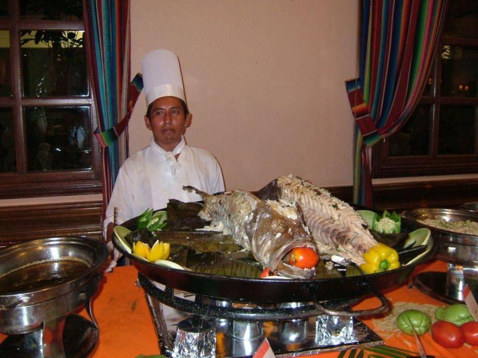 Abendessen RIU Yucatan Hotel Riu Yucatan