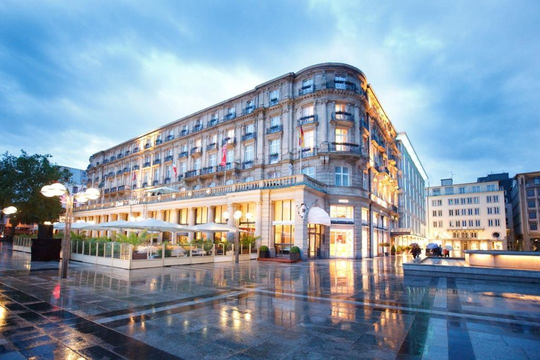 Dom Hotel Köln Außenansicht Dom Hotel