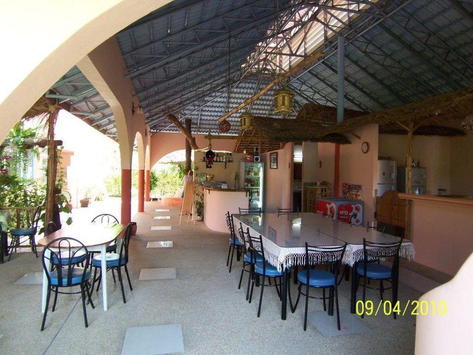 Frühstücksraum und Lobby Prinz Garden Villa