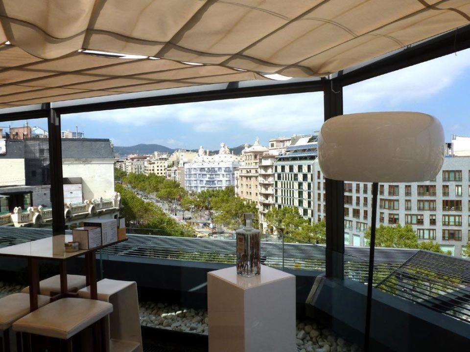 Die Bar, 8.Etage Hotel Condes de Barcelona