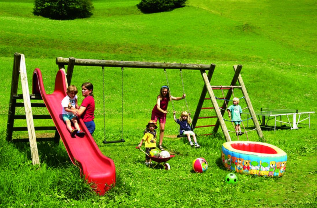 Spielplatz Pension Graushof