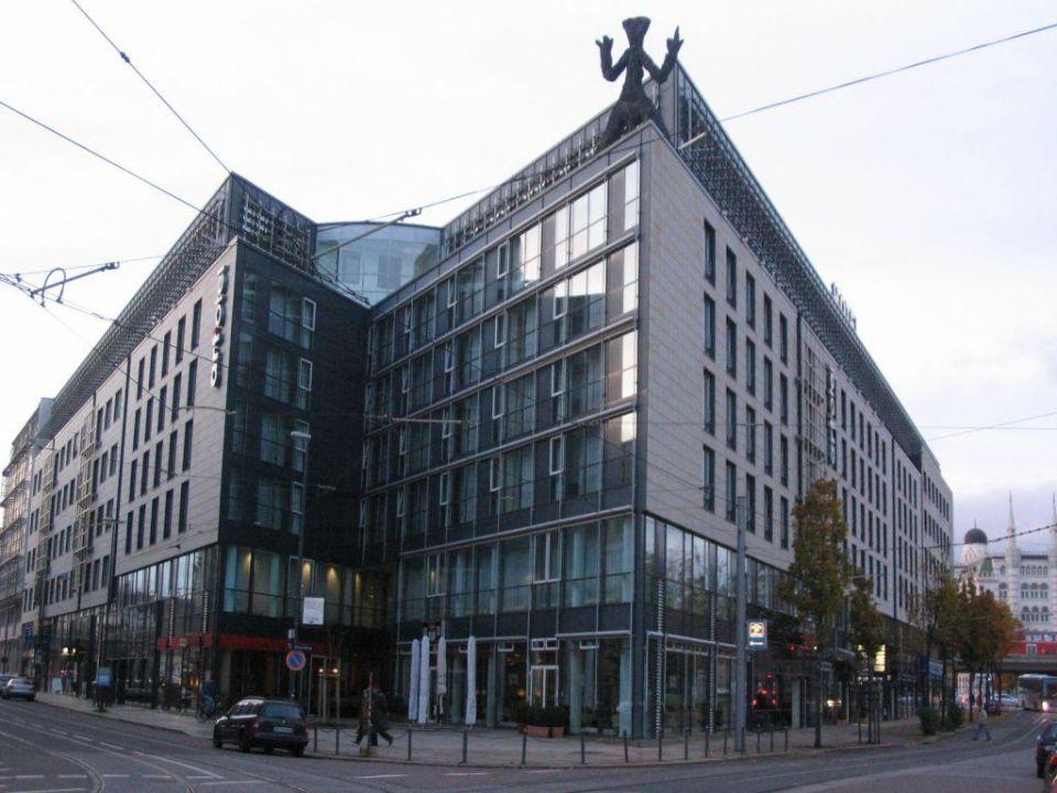 artotel von au en art 39 otel dresden dresden holidaycheck sachsen deutschland. Black Bedroom Furniture Sets. Home Design Ideas
