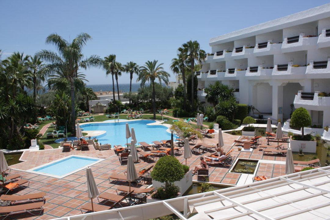 Pool mit Kinderbecken Iberostar Marbella Coral Beach