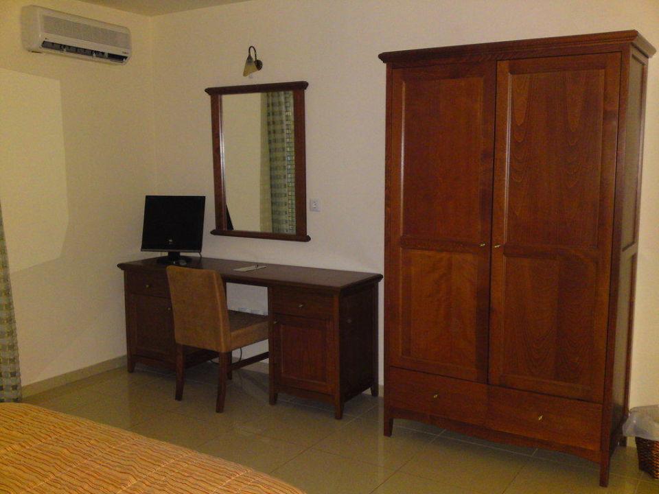 Oberer Wohnbereich Maisonette SENTIDO Vasia Resort & Spa