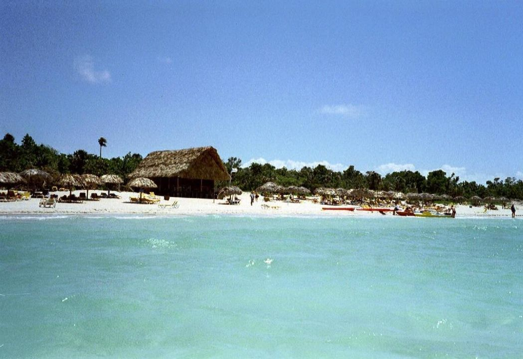 Kuba - Varadero - Iberostar Tainos - Strand Iberostar Tainos