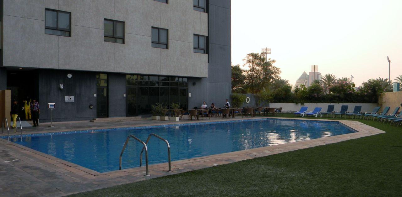 Pool Arabian Park Hotel