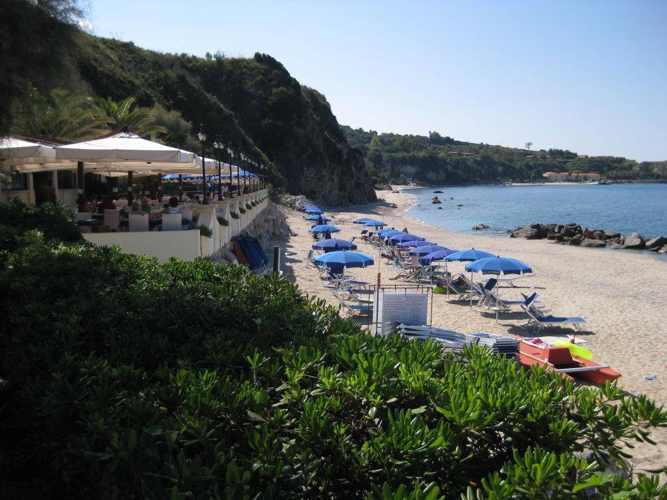 Strand und Hotel Hotel Lido San Giuseppe