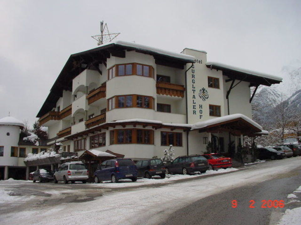 Hotel Gurgltaler Hof Hotel Gurgltaler Hof