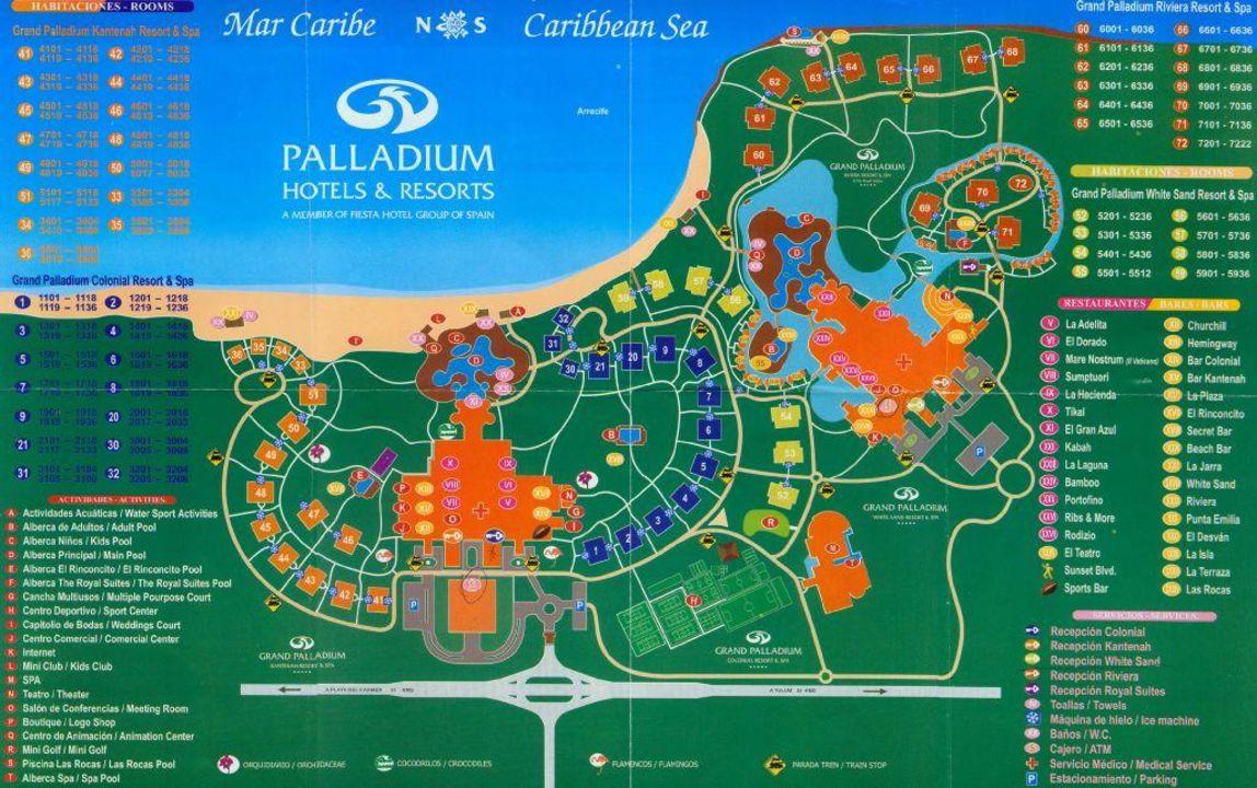 Grand Palladium Riviera Resort Spa