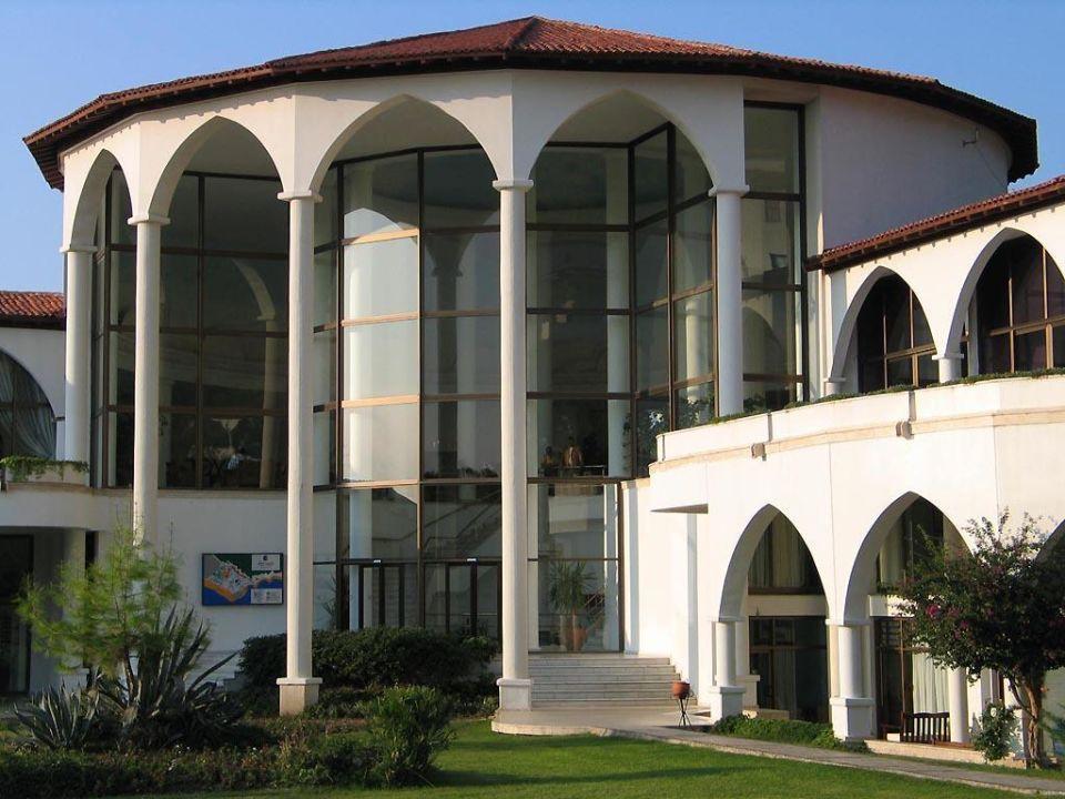 Hauptgebäude Kiriş World Hotel by Voyage  (geschlossen)