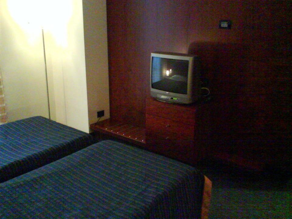 Das Zimmer Hotel NH Bergamo