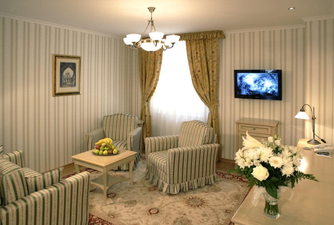 Apartmá Vienna Spa Hotel Schlosspark