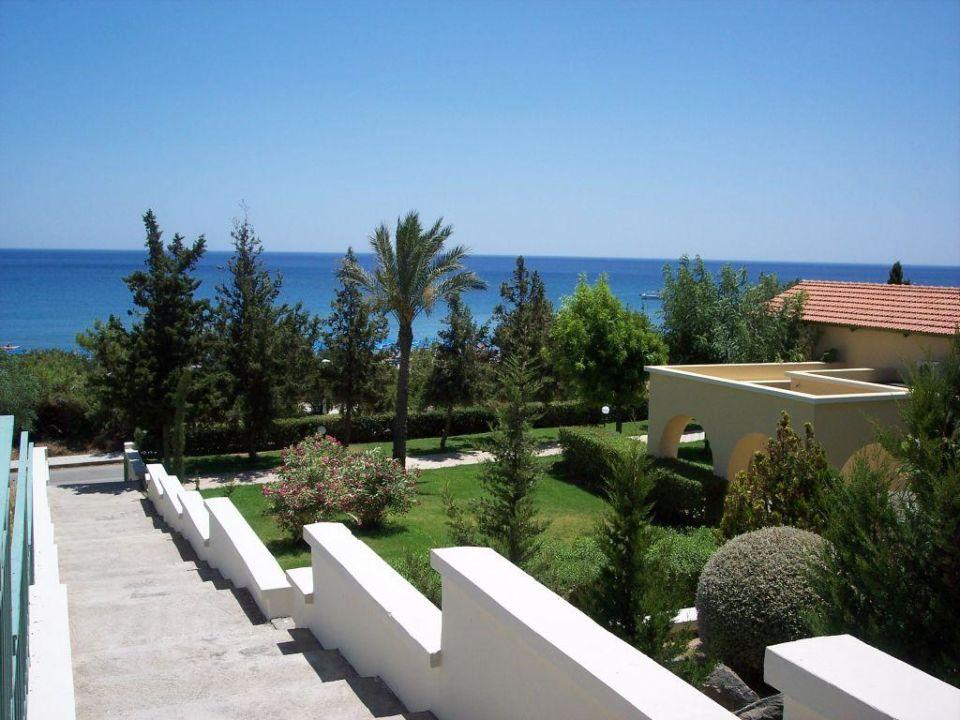 Gartenanlage Mitsis Rhodos Maris Resort & Spa