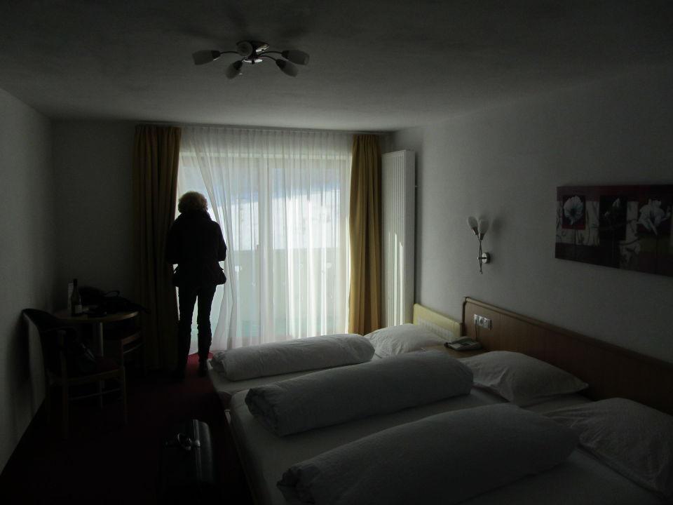 Wohnbereich Hotel Reschnerhof