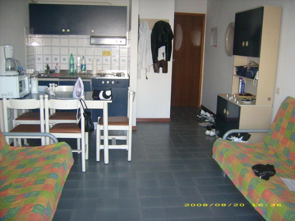Zimmer Apartments Marina Grande