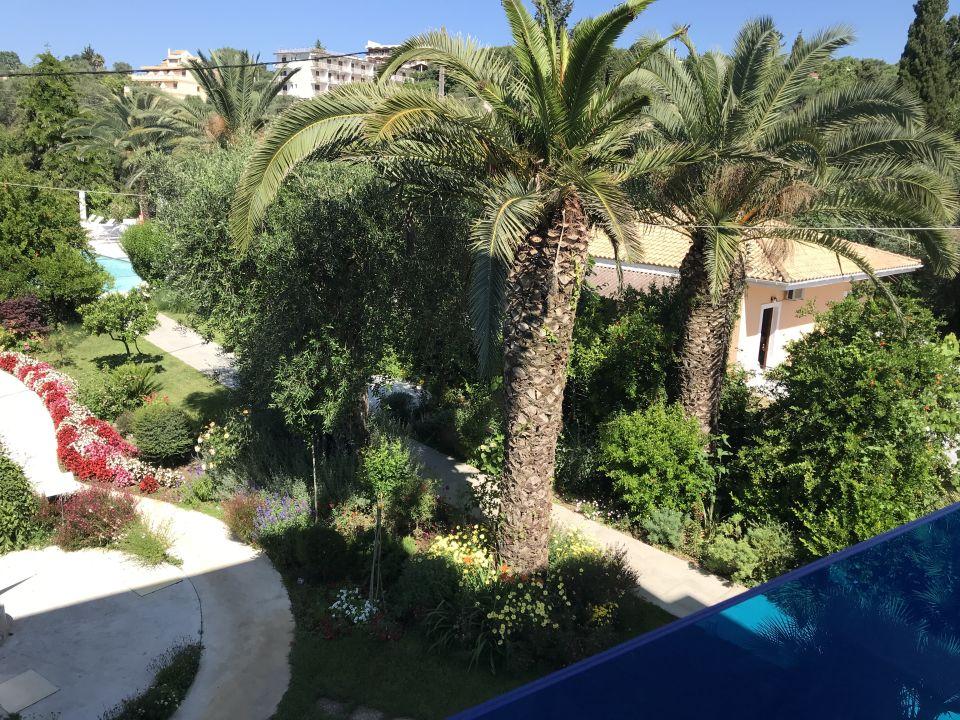 Ausblick Corfu Palma Boutique Hotel