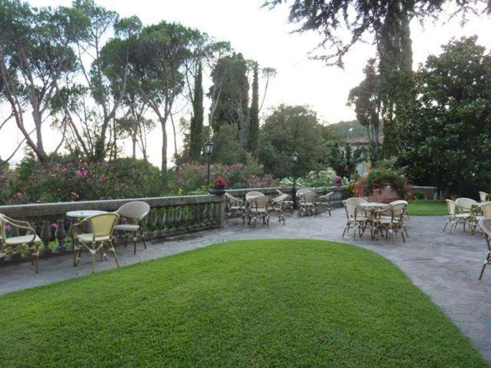 Terrasse Hotel Villa Maria