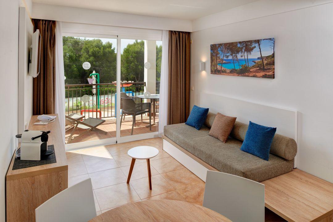 Zimmer Apartamentos Cala d'Or Playa