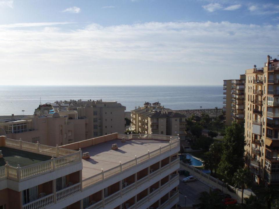 quotaus dem 8 stock vom balkon ausquot hotel parasol garden in With katzennetz balkon mit parasol garden costa del sol
