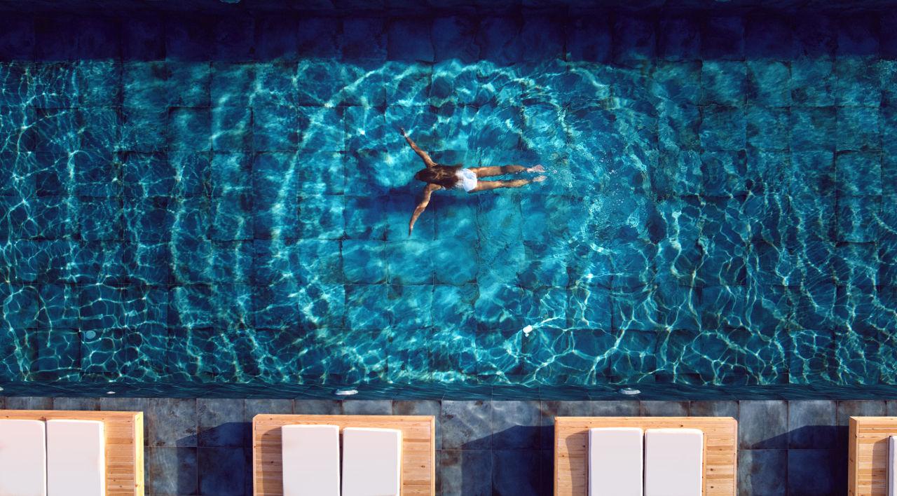 Pool Lesante Blu Exclusive Beach Resort