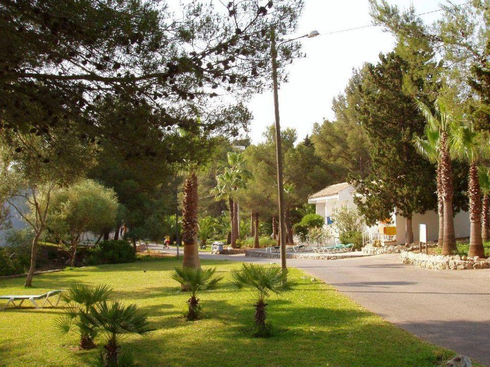 Hotelanlage Club Hotel Tropicana Mallorca