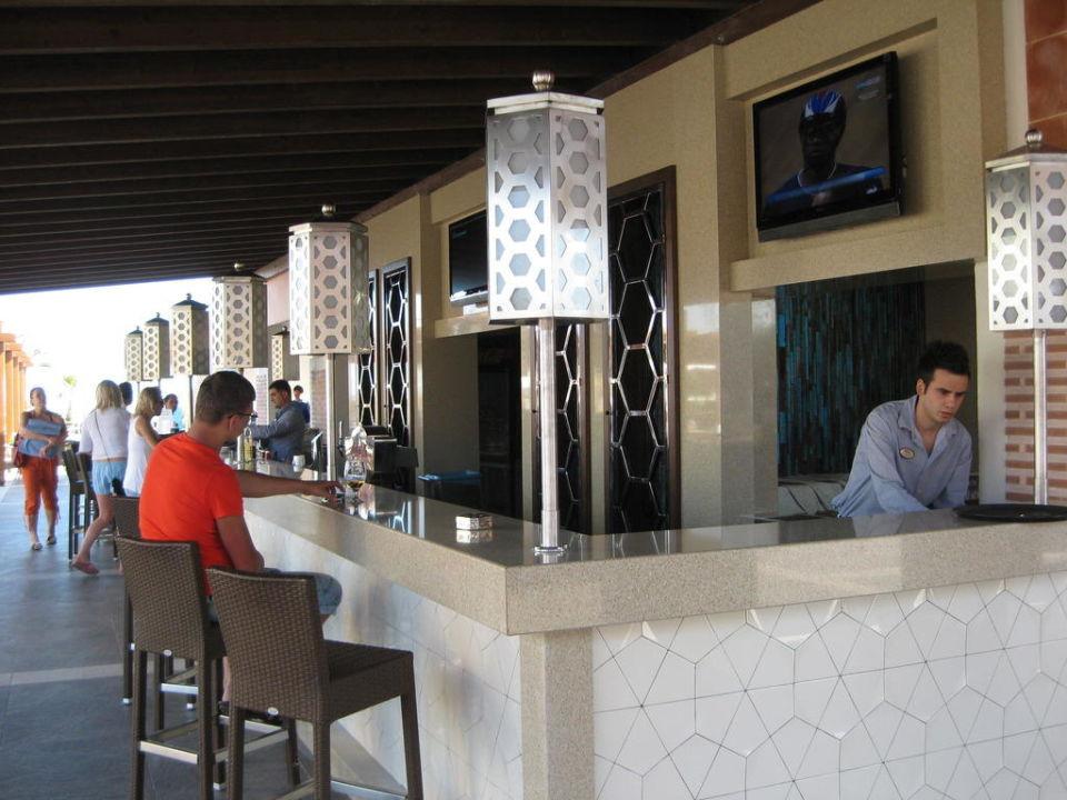 Die neue Poolbar Club Mega Saray