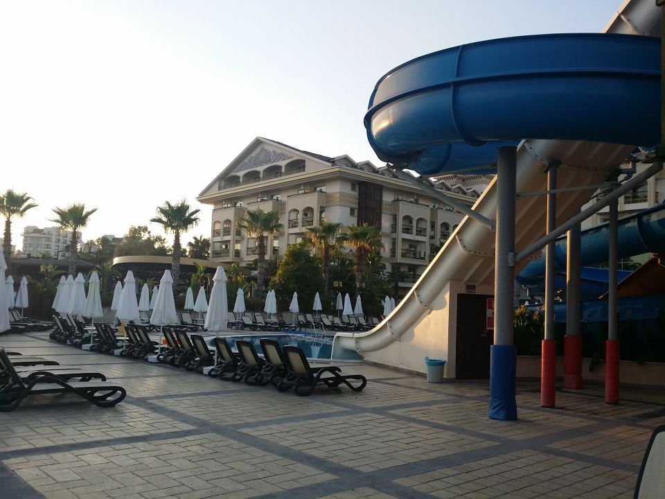Bilder Hotel Crystal Palace Luxury Resort Spa
