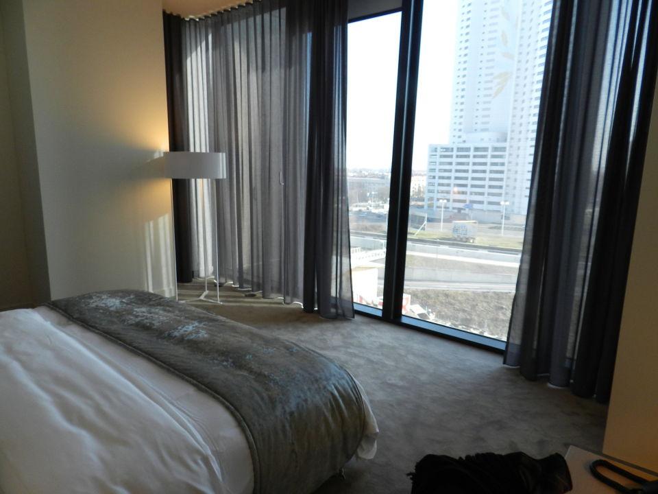 ausblick hotel melia vienna wien holidaycheck wien sterreich. Black Bedroom Furniture Sets. Home Design Ideas