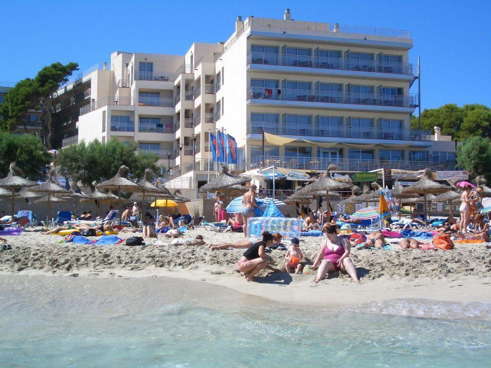 Hotel Na Forana Playa Cala Ratjada Mallorca