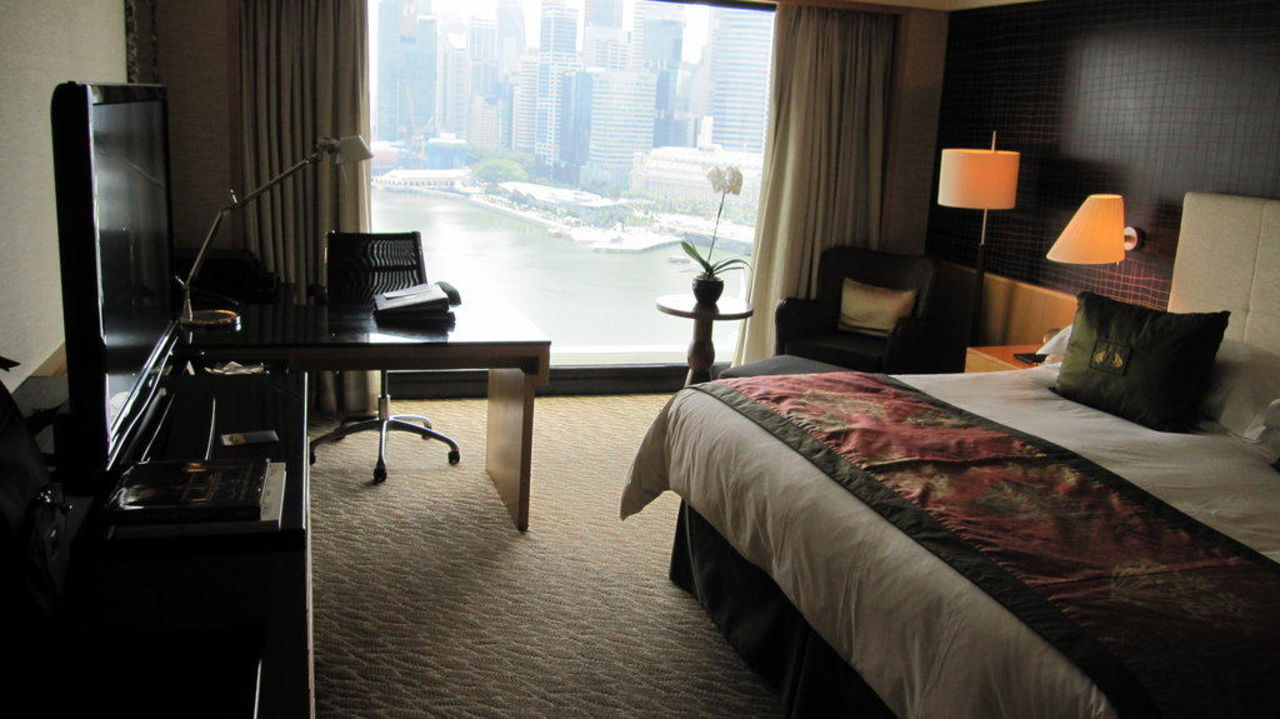 Club Zimmer  Hotel The Mandarin Oriental Singapore