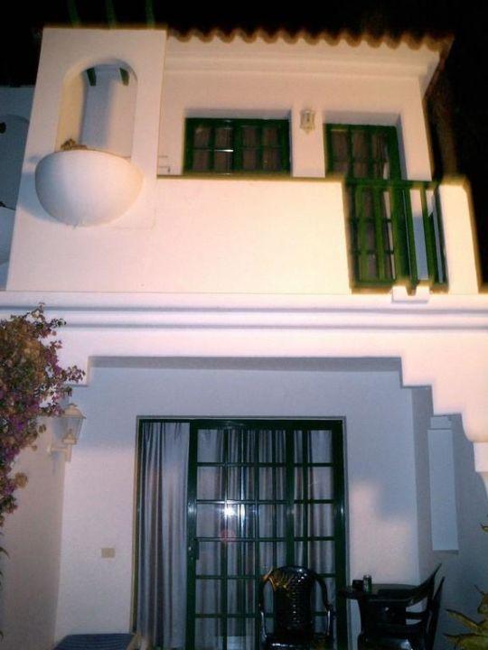 Eingang Bungalows Vistaflor
