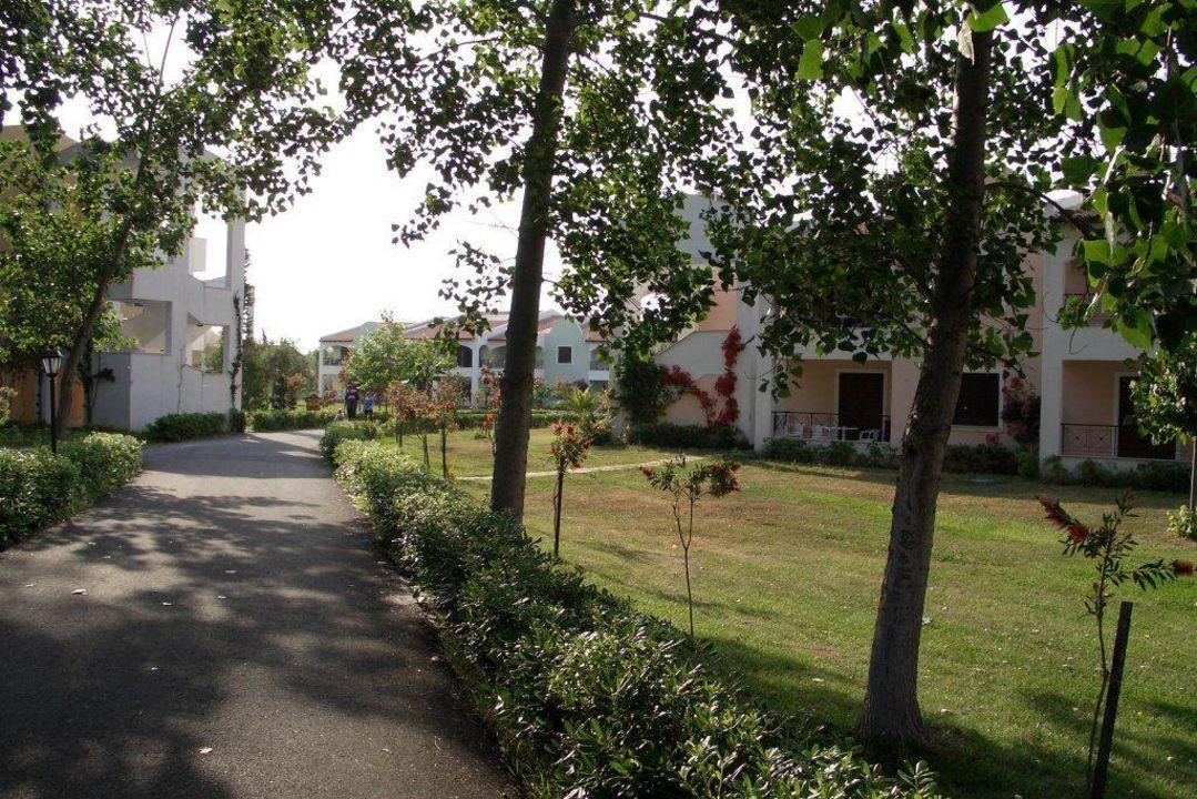 weitläufige Ferienanlage Gelina Village