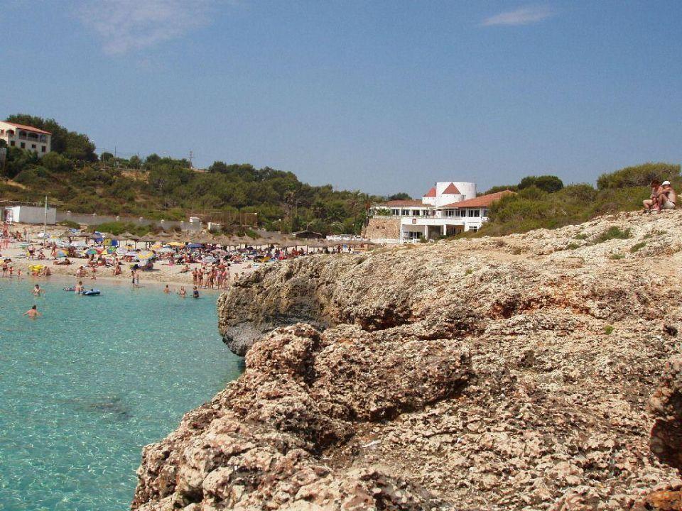 Strand und Hotel Club Hotel Tropicana Mallorca