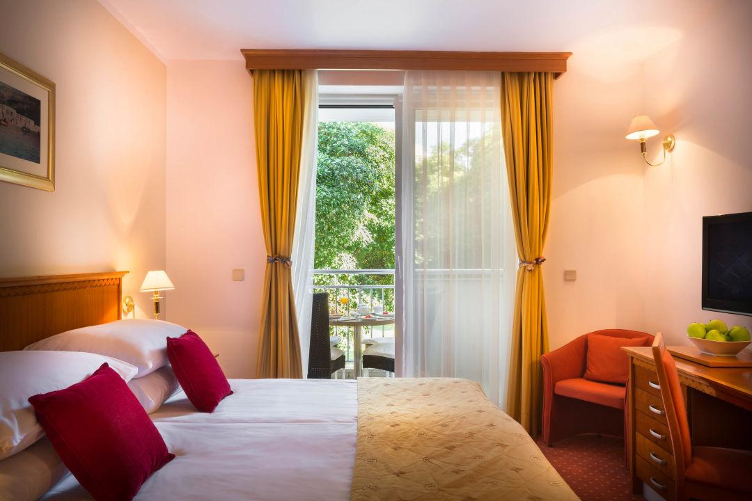 Zimmer Valamar Villa Adria
