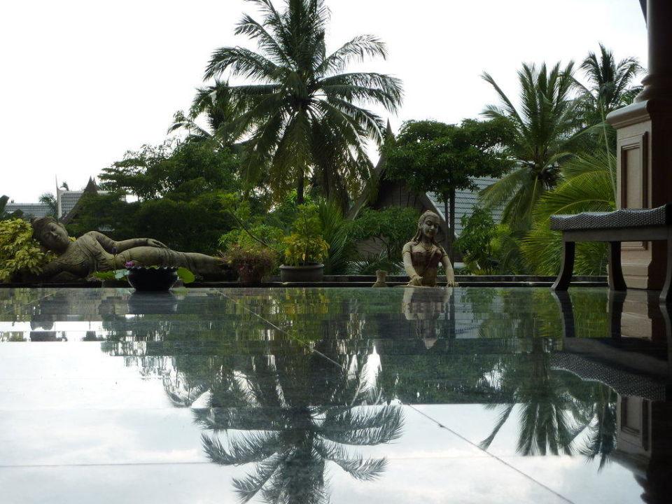 Lobby Hotel Mukdara Beach Villa & Spa Resort