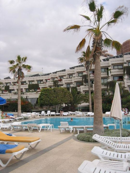 Blick auf Swimmingpool3 lti Gala