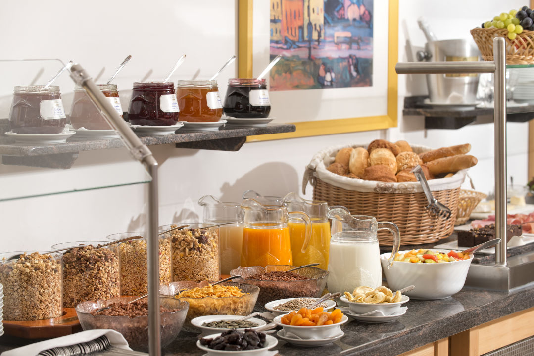 Restaurant Agneshof Partner of Sorat Hotels