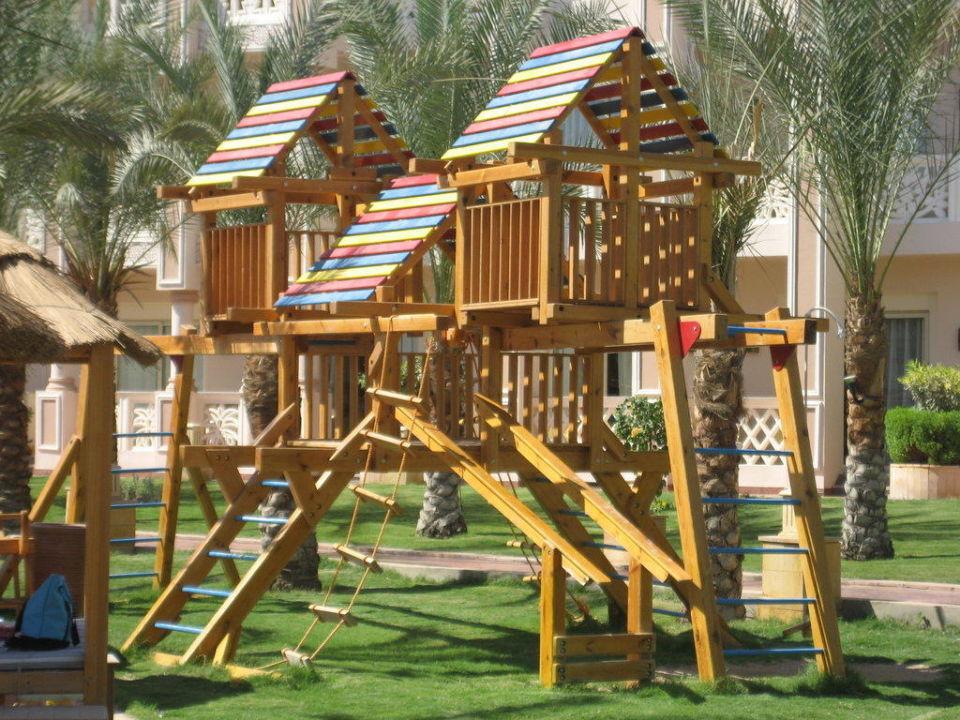 Spielplatz Albatros Palace Resort