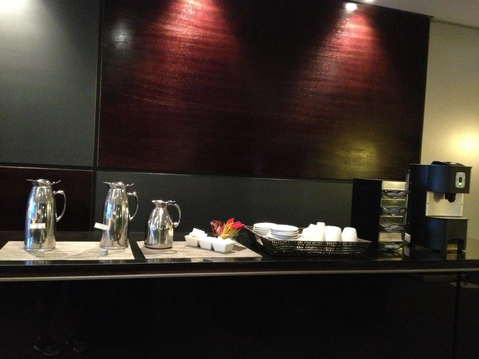 Kaffee/Teebar Hotel Vilamari