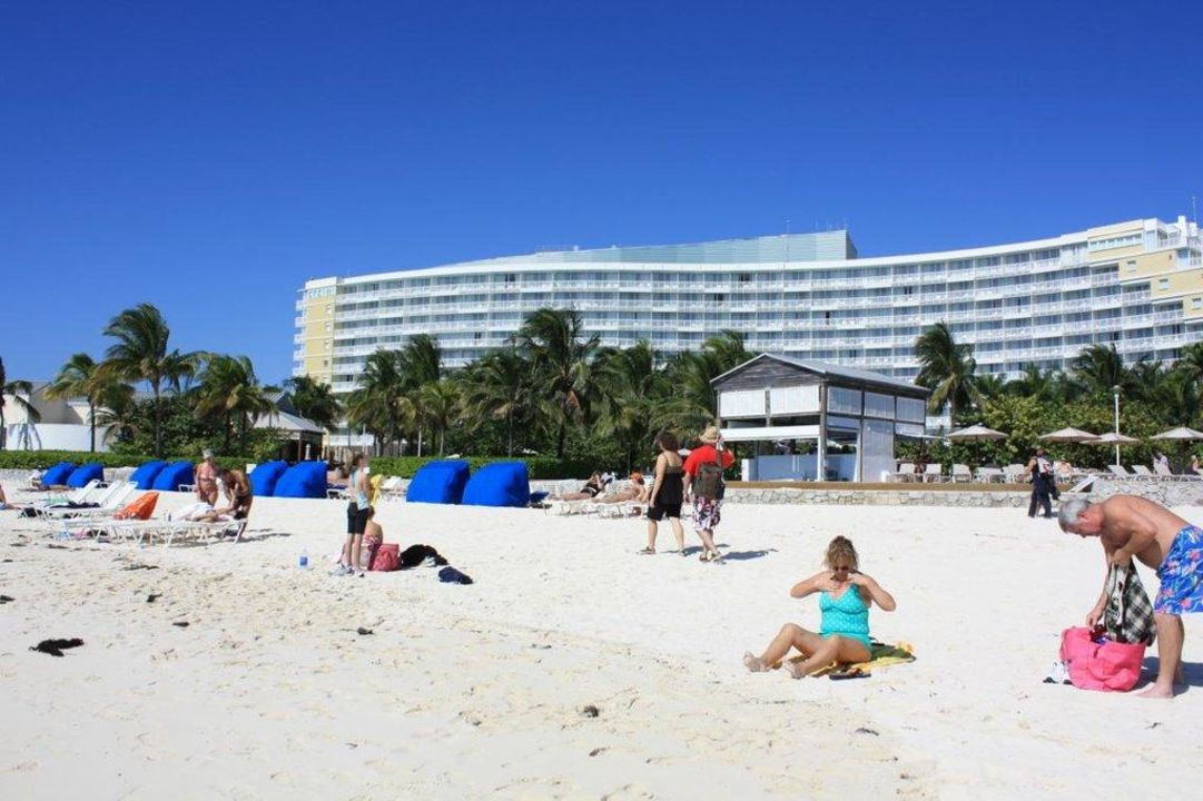 Strand & Hotel Hotel Grand Lucayan