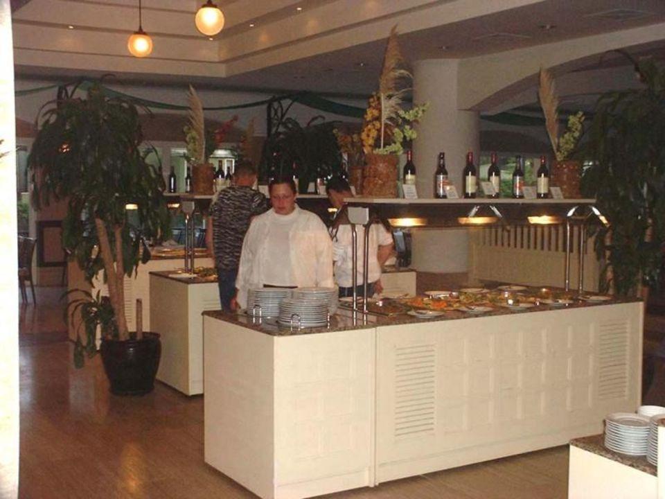 Hotel Rixos Belek - Warme Buffets Papillon Ayscha Hotel