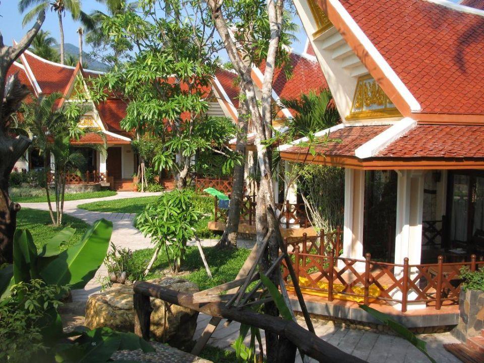 Nette Ecke! Santhiya Tree Koh Chang Resort