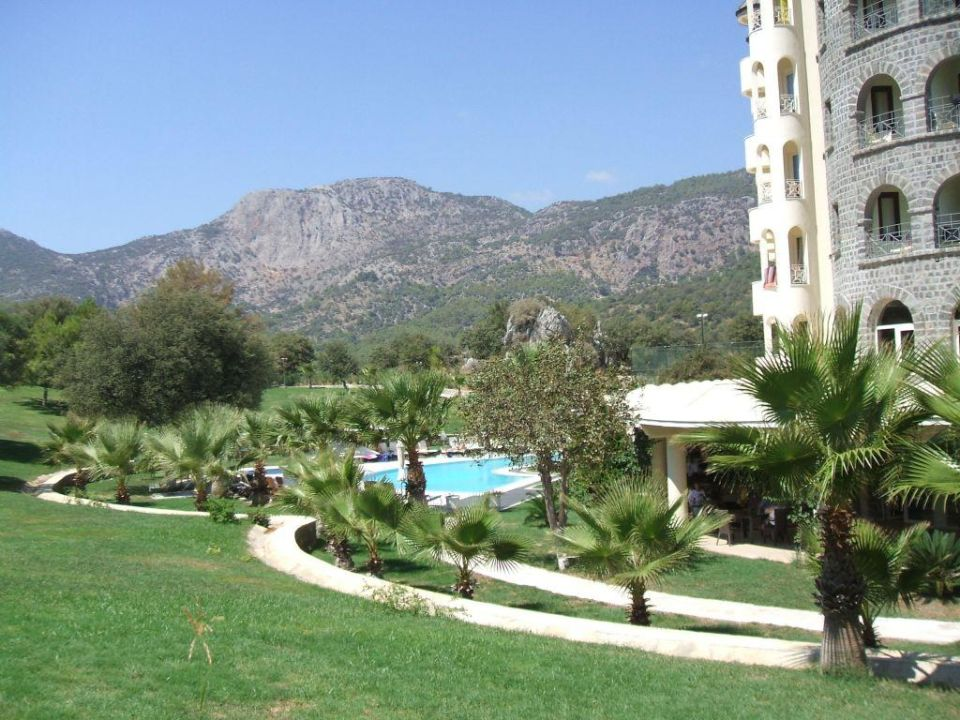Der kleine Pool Castle Resort & Spa Hotel Sarigerme