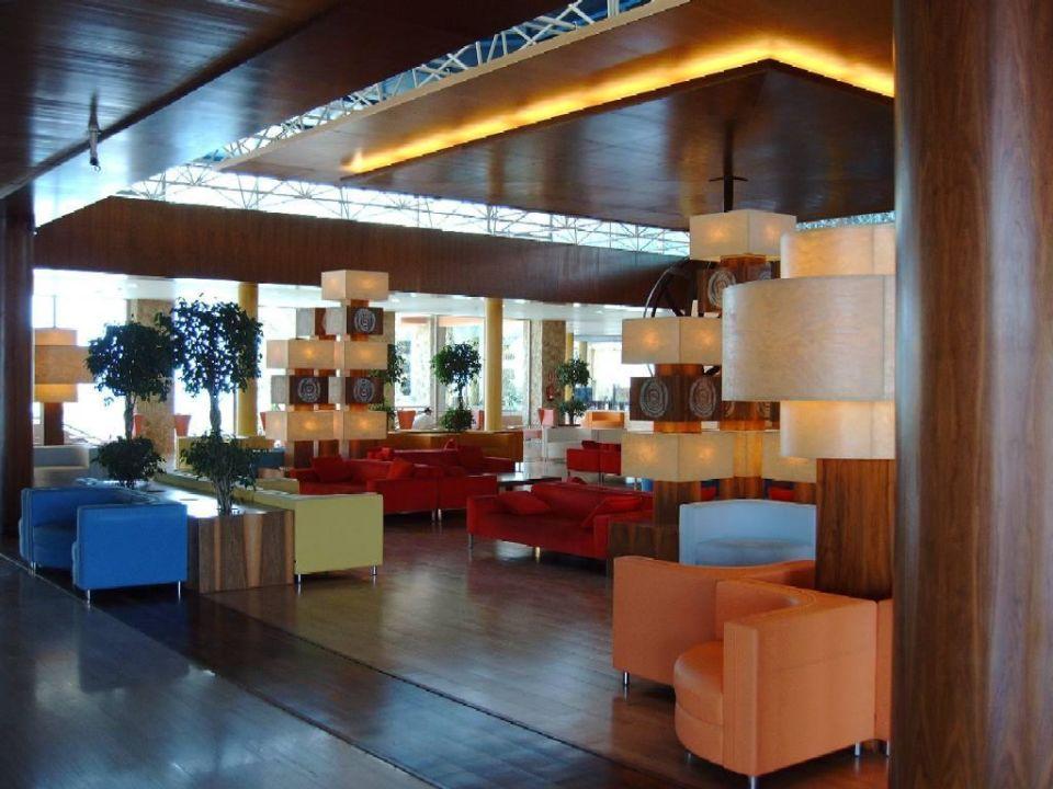 Empfangshalle Hotel Barceló Fuerteventura Thalasso Spa