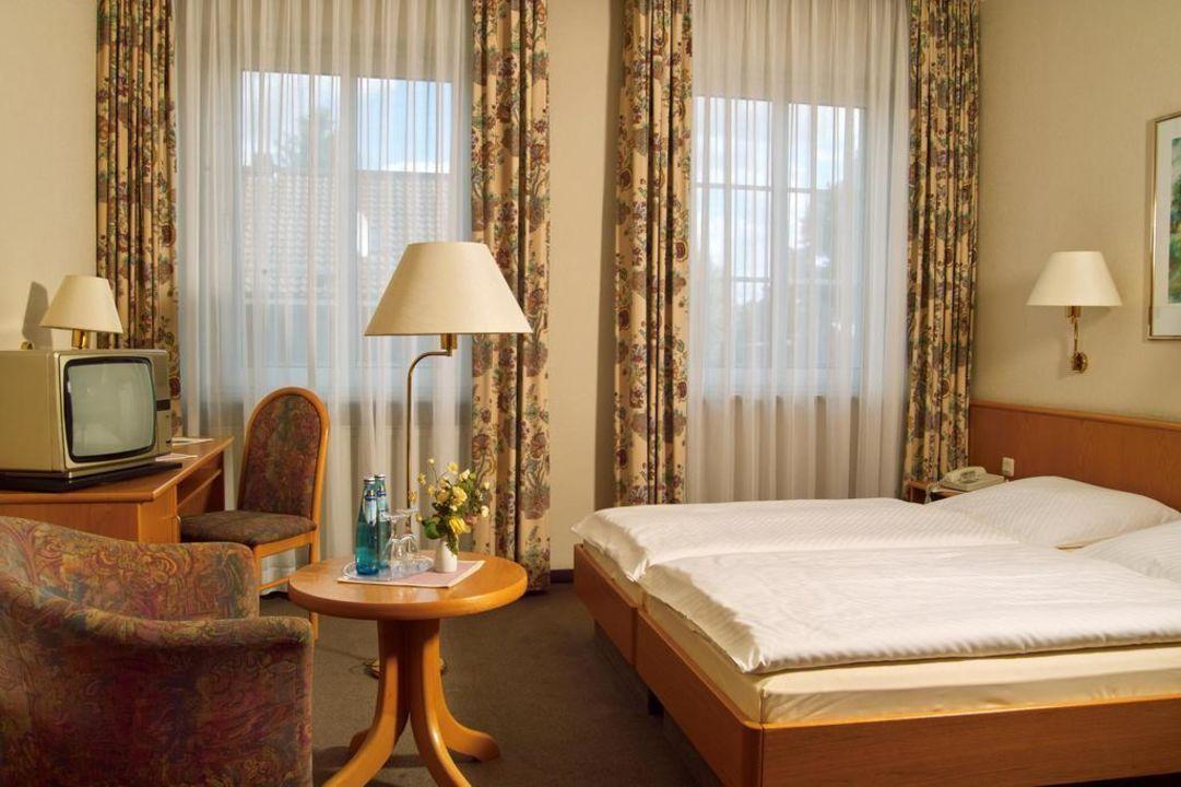 Doppelzimmer Hotel Witte